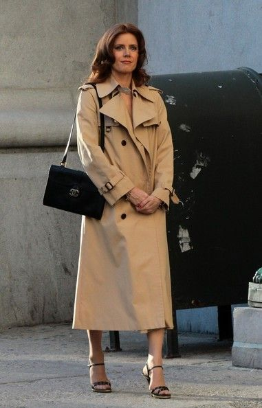 Amy Adams - 'American Hustle' Films in Boston