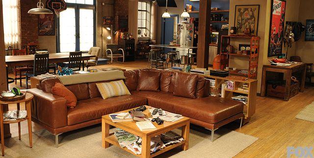 New Girl : L'appartement de Jess, Nick, Winston et Schmitt