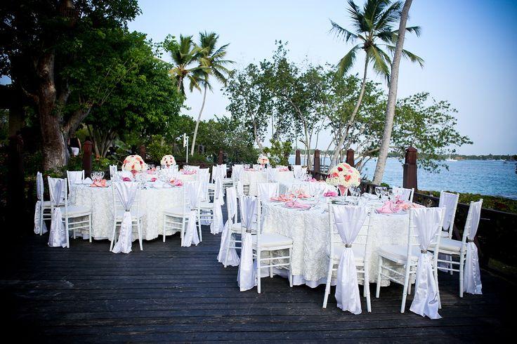 Dreams La Romana Wedding Beach Reception Photos By Neriphoto Www Destinationwedding 2 Pinterest