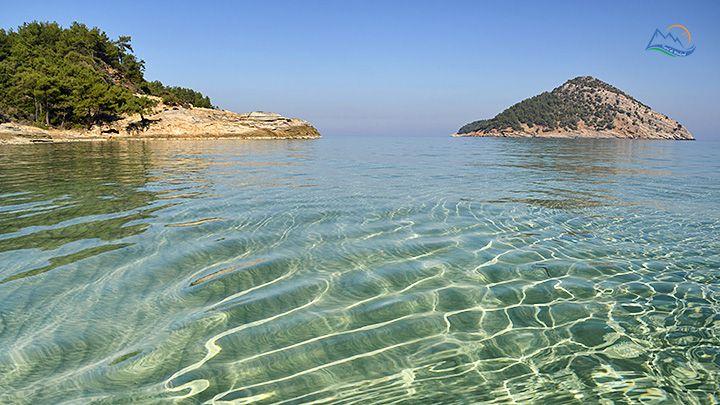 Insula Thassos, de la Nord la Sud ! Ghid turistic Grecia
