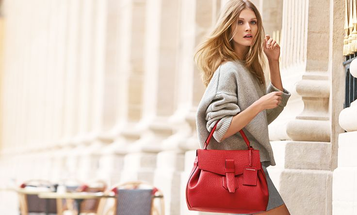 Paris | Shop | Lancel: Haute-Maroquinerie, leather bags, small leather goods, luggage and accessories