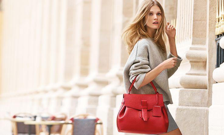 Lancel : Haute maroquinerie, sacs en cuirs, petite maroquinerie, bagages et accessoires - Lancel site officiel