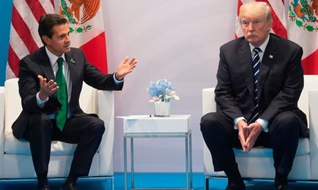 #Trump blames delayed message to Mexican quake victims on bad phone reception https://www.theguardian.com/us-news/2017/sep/14/trump-mexico-earthquake-pena-nieto-phone