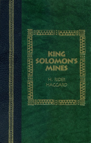 """King Solomon's Mines (The World's Best Reading)"" by H. Rider Haggard. Reading this right now.."