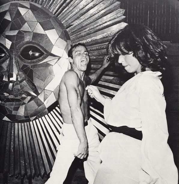 Mood. Moves. The very great Night Dancin' book. 1980. Bill Bernstein photogr…