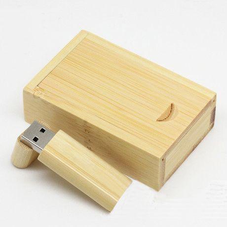 100% Real Capacity USB 3.0 Wooden Gift Box Pen Drive USB Drive Flash Memory Card 32GB Pendrive Mini Usb Key Stick 64GB 128GB