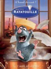 Ratatouille, film de 2007 r�alis� par Bob Peterson avec Cyril Lignac