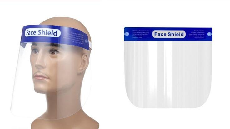 Full face masks anti droplets anti fog dust proof face