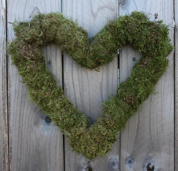 Moss Heart Wreath Diy Crafts Or Buy 17 50 Wreaths