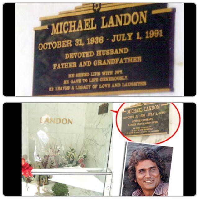 Michael Landon Funeral