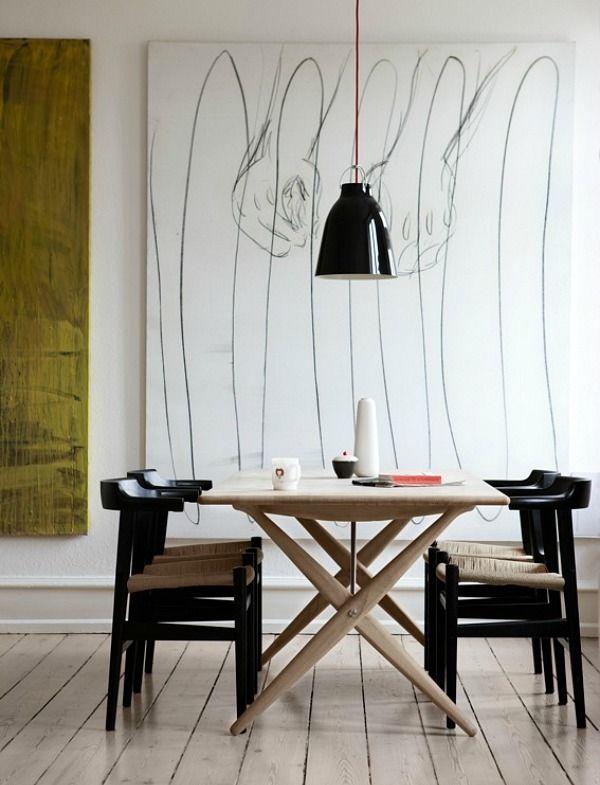 17 beste idee n over groot schilderij op pinterest groot kunstwerk grote kunst en ingangs kunst - Kunst en decoratie kamer ...