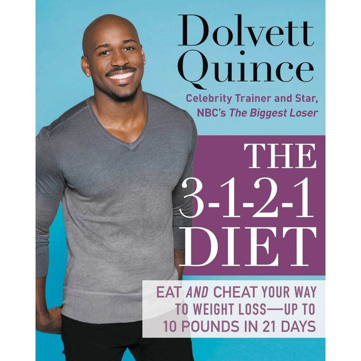 The 3-1-2-1 Diet (Hardcover) (Dolvett Quince)