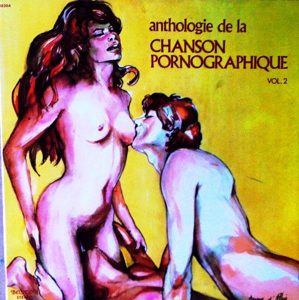 L'Ensemble Des Vigoureux Bandeurs – Anthologie De La Chanson Pornographique Vol. 2 (19--)
