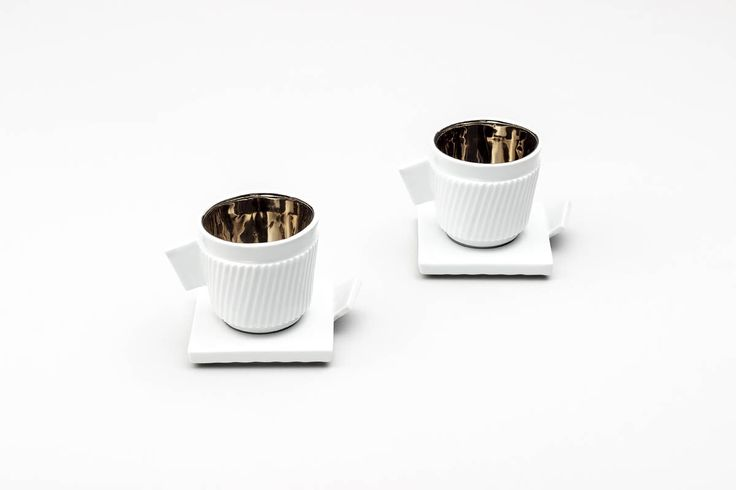 A personal favourite from my Etsy shop https://www.etsy.com/listing/534278049/porcelain-espresso-cup-platinum-white