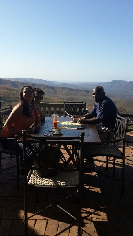 Hilltop Camp in Hluhluwe Umfolozi Game Reserve is family friendly place to be