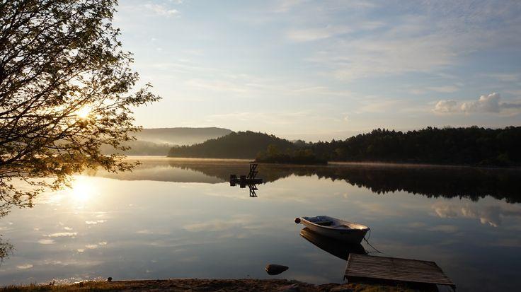 Storavatn Sveio Norway 2016