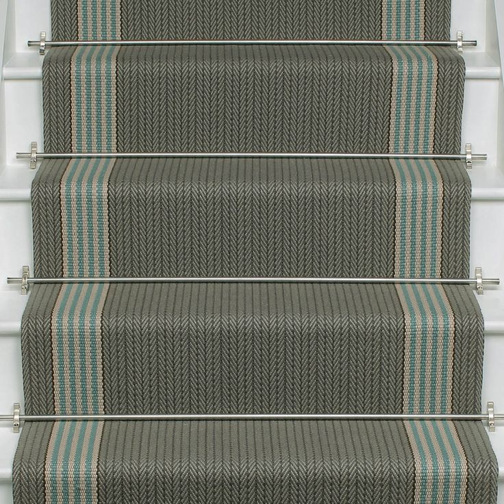 Best Products Runners For Stairs And Halls Green Flaxman 400 x 300