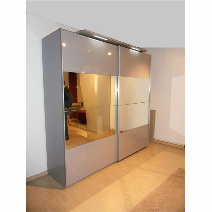Armoire Chambre Porte Coulissante Mineraly Armoire 2 Portes