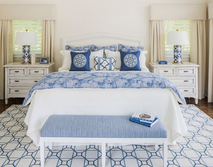 Interior Design Ideas Dreaming In Blue And White