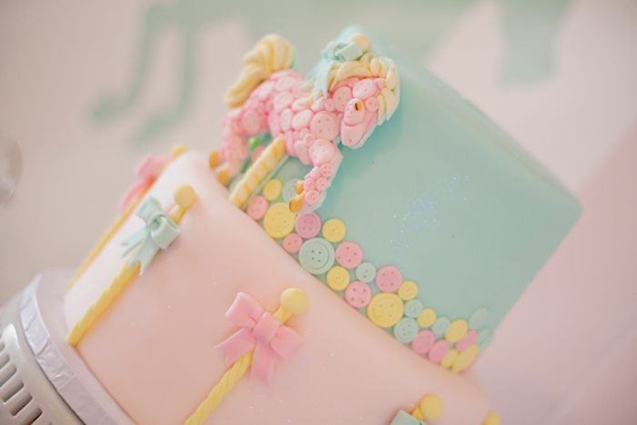 Amazing pastel carousel cake - (so many amazing details to this party, including the cute theme! Click to see the full gallery.) #kidsparty #cake: Birthday Parties, Carousels Parts, Cakes Baby, Pastel Carousels, Carousels Cakes, Girls Parties, Girls Birthday Cakes, Pastel Parties, Birthday Ideas