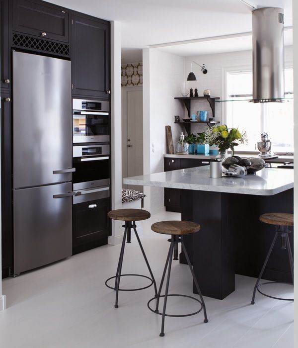50 Modern Scandinavian Kitchens That Leave You Spellbound: 96 Best Images About Kitchen Bistro Style On Pinterest