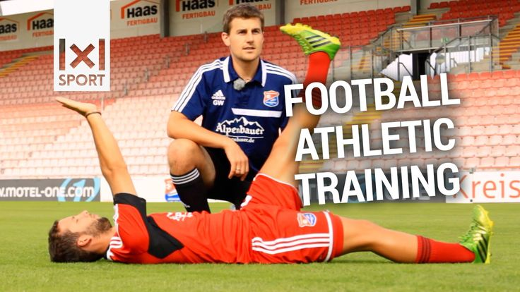 Football Athletic Training – Strength and Fitness Drills of a German Pro Club  Video  Description FOOTBALL – ATHLETIC TRAINING | Strength and Fitness Drills Based on the Concepts of One of the Leading Youth Academies in Germany For more videos, tips and background info go to Now... - #Exercice https://virtualfitness.be/exercice/exercice-du-sport-en-videos-football-athletic-training-strength-and-fitness-drills-of-a-german-pro-club/