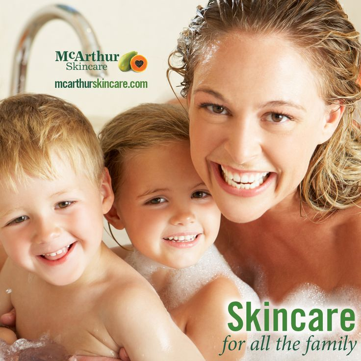 Skincare for everyone in the family  Benefit from the highest concentration of natural pawpaw extract and other natural ingredients, in the McArthur Skincare range of skin and hair care products suitable for the whole family.  Explore the McArthur Skincare range:  http://mcarthurskincare.com   #mcarthurskincare #pawpaw #papaya #australianmade #petrochemicalfree #notoxins #noparabens #nonasties #skincare #haircare #naturalskincare #allnaturalbeauty