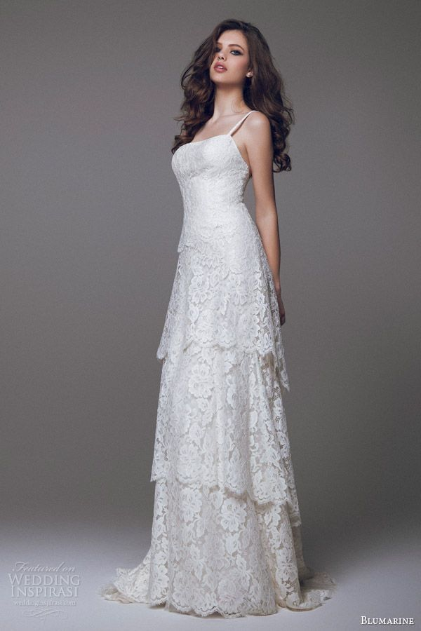 Blumarine Wedding Dresses 2015 — Part 2   Wedding Inspirasi