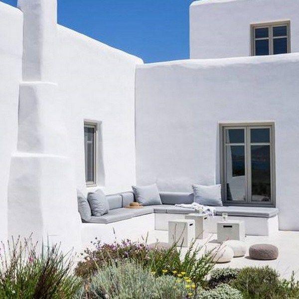 Las 25 mejores ideas sobre casas espa olas en pinterest Casas griegas antiguas
