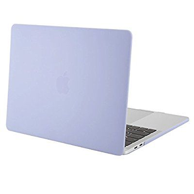 MOSISO MacBook Pro 13 Case 2017 & 2016 Release A1706/A1708, Plastic Hard Case Shell Cover for Newest Macbook Pro 13 Inch with/without Touch Bar and Touch ID, Rose Quartz