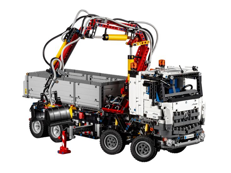 LEGO Technic Mercedes Benz Lastwagen 42043