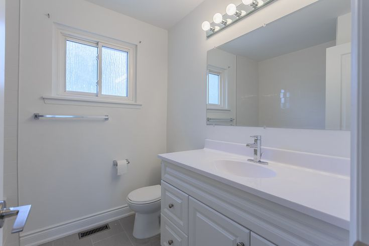 That, coupled with the ground-level bathroom and new basement bathroom translates into the ultimate in convenience.