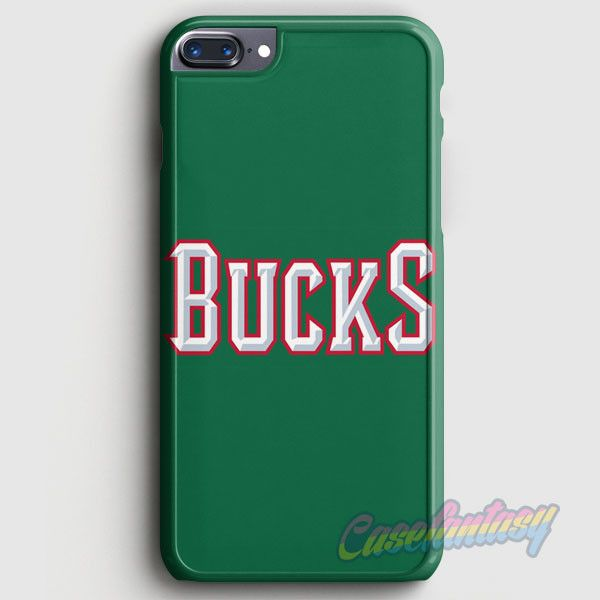 Nba Dc Bucks Logo Head iPhone 7 Plus Case | casefantasy