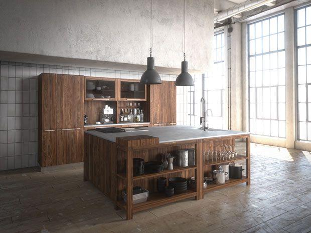 27 best Landhaus Küchen images on Pinterest Floors kitchen, Home - l förmige küche