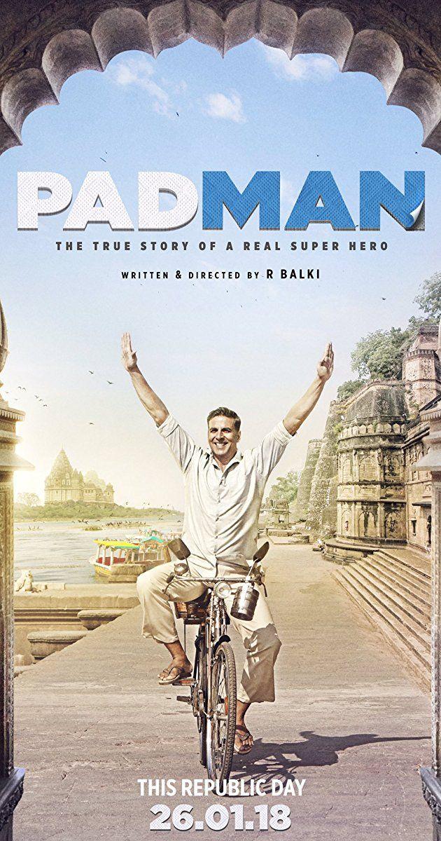 Pad Man (2018) Full Movie hd