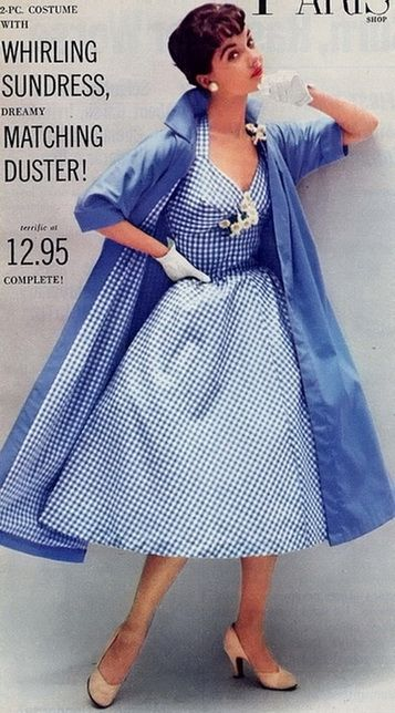 vintage 50s