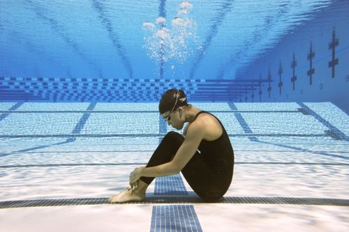 """Meet the extraordinary Natalie Coughlin. A professional swimmer sports star and Sports Illustrated swimsuit model. The first female to swim 100-meter backstroke in under 60 seconds. The first female in Olympic history to win six medals in a single Olympiad. She is also among the most decorated American Olympic female swimmers. """"Without goals, training has no direction"""" Natalie Coughlin.  http://www.thextraordinary.org/natalie-coughlin"""