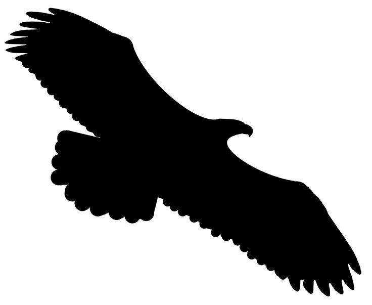 Glitzer Tattoo Folie Adler
