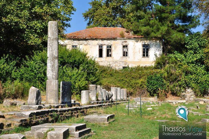 Ancient Agora, Thassos