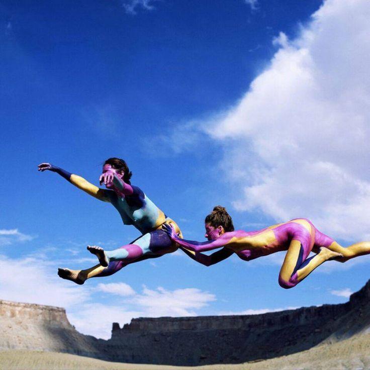 El cuerpo y la naturaleza se funden en la fotografía de Jean-Paul Bourdier - Cultura Inquieta