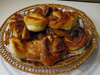 мамАськины рукоделки: Ленивые рецепты: как Я делаю булочки, очень-очень быстро :)