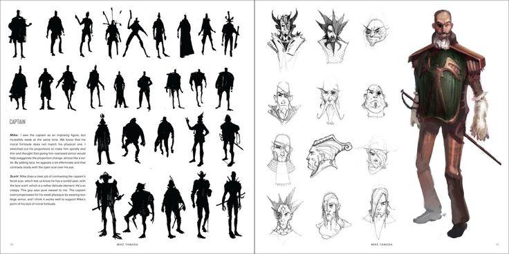 Character Design Thumbnails : Best character design thumbnail images on pinterest
