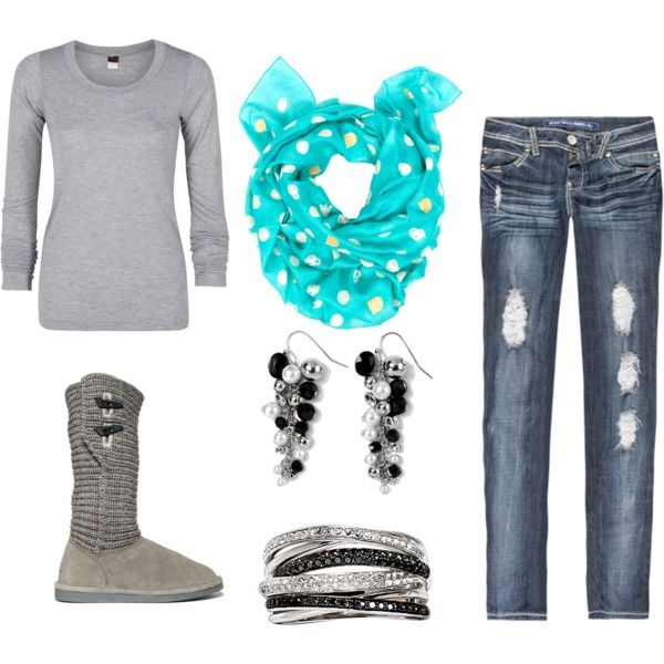 my 1st polyvore outfit!