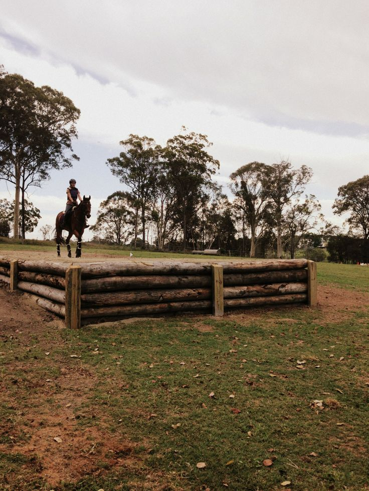 Our new BANK and STEP COMPLEX at HERITAGE RIDING !!!