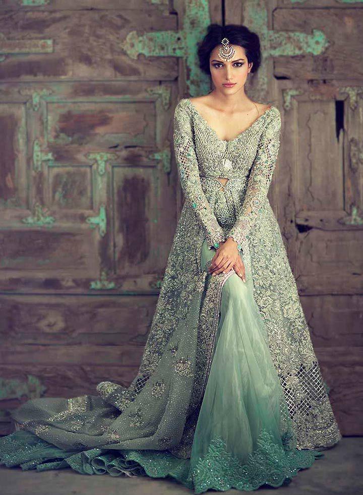 Engagement Dresses For Indian Bride - The Elan Bride