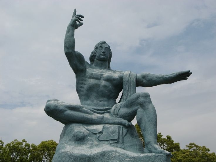 平和公園 Nagasaki Peace Park