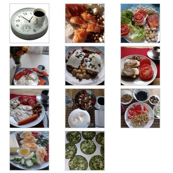 Așa cum v-am promis în articolul precedent, în acest articol am să vă ofer 10 idei pentru un mic dejun..
