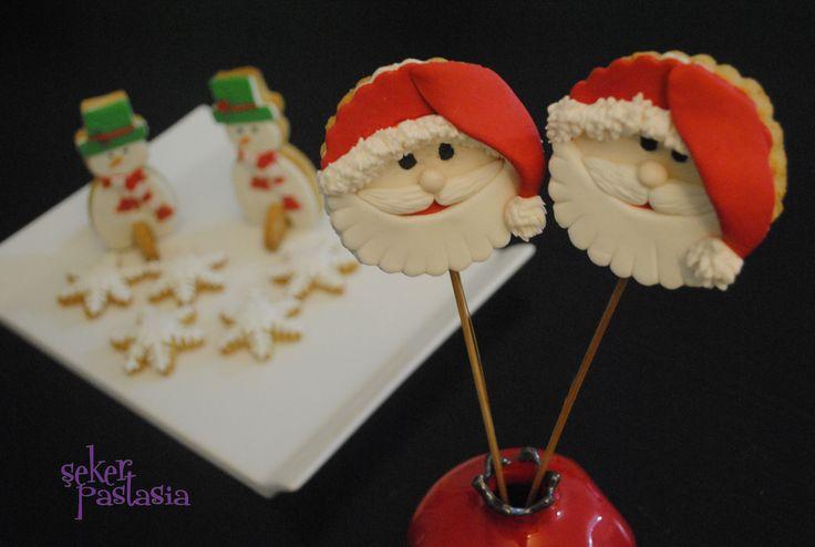 Noel Baba Kurabiyeleri