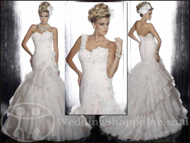 From House of Wu Designs: Christina Wu Wedding Gowns at Wedding Shoppe Inc...Christina Wu 15485