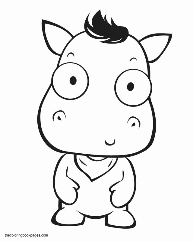 Cute Animal Coloring Pages Printable Awesome Coloring Pages Cute Baby Animals Coloring Home In 2020 Baby Animal Drawings Baby Animals Pictures Animal Coloring Pages
